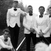 concert Nirwana Tuinfeest Festival met o.a. The Hives, The Kyle Gass Band, Fleddy Melculy, De Staat 0