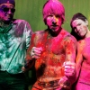 Red Hot Chili Peppers plaatje