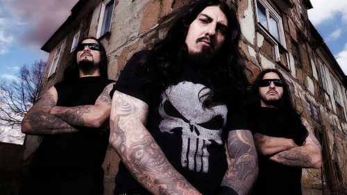 Krisiun • Gruesome + supports