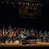 Foto Peter Gabriel Jazzrocksuite door Noordpool Orkest