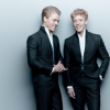 Foto Arthur en Lucas Jussen
