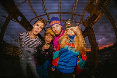 MadNes Festival met o.a. 45ACIDBABIES, DJ Tin-Wish-Tin, Jack and the Weatherman, Bad Nerves, Moonshine Brigade