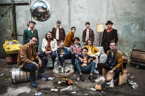 MadNes Festival met o.a. The Hackensaw Boys, The Phantom Four, Gallowstreet, Magnetic Spacemen, Fata Boom
