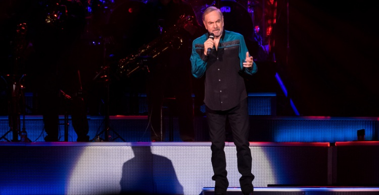 Concert Neil Diamond In Ziggo Dome Amsterdam Op 25 Juni 2015