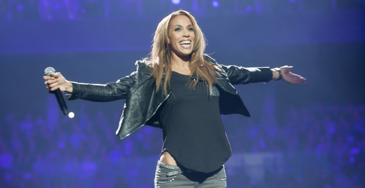 Glennis Grace - I'm Gonna Be Strong