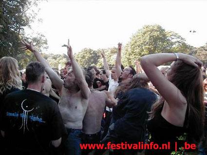 Ozzfest 2002 foto