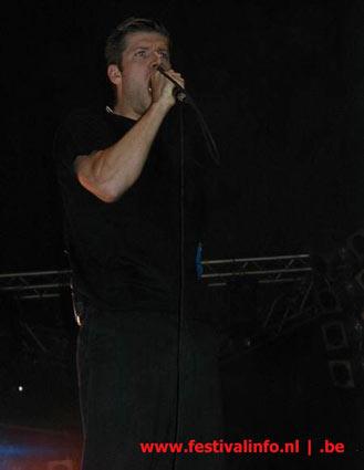 .Calibre op Ozzfest 2002 foto