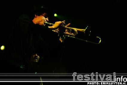 Kyteman's Hiphop Orkest op Paaspop Schijndel 2009 foto