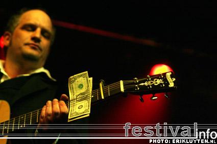 Foto Def Americans op Paaspop Schijndel 2009