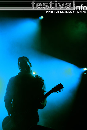 Volbeat op Paaspop Schijndel 2009 foto
