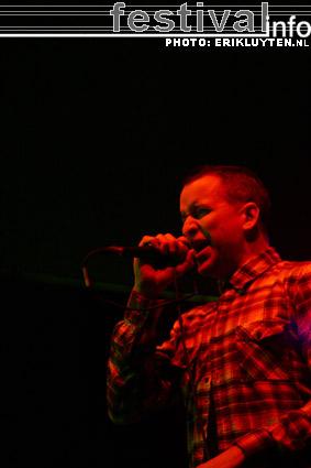 The Vandals op Groezrock 2009 foto
