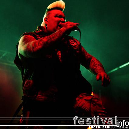 Mad Sin op Groezrock 2009 foto