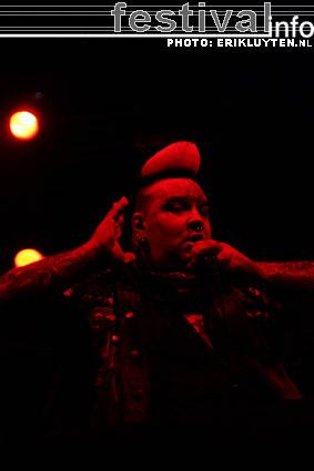 Foto Mad Sin op Groezrock 2009