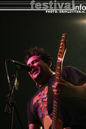 NOFX op Groezrock 2009 foto