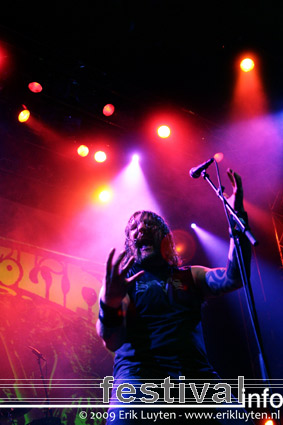 Orange Goblin op Roadburn 2009 foto