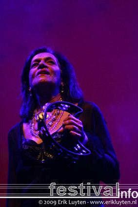 Amon Düül op Roadburn 2009 foto