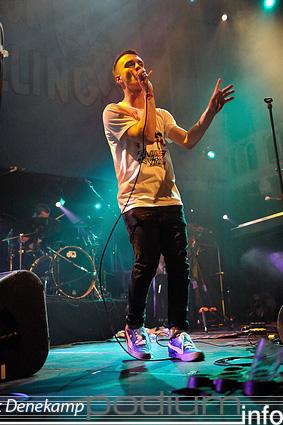 Frankmusik op London Calling #1 2009 foto