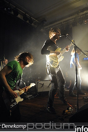 Pulled Apart By Horses op London Calling #1 2009 foto