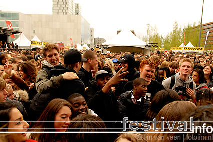 Bevrijdingsfestival Flevoland 2009 foto