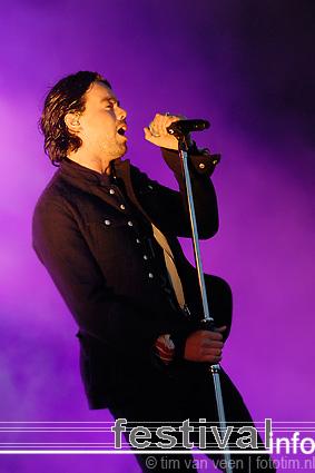Kane op Bevrijdingsfestival Flevoland 2009 foto