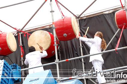 Bevrijdingsfestival Overijssel 2009 foto