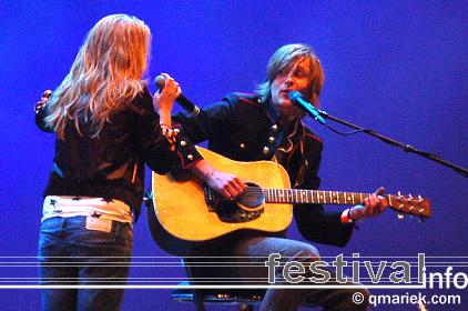 Bertolf op Bevrijdingsfestival Overijssel 2009 foto