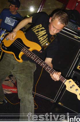 O'Hara op Roarfest 2005 - Spring Edition foto