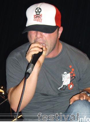 Razor Crusade op Roarfest 2005 - Spring Edition foto