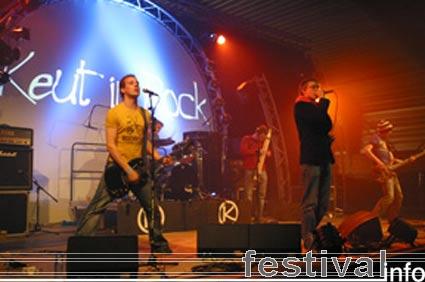 Skip the Rush op Keut In Rock 2005 foto