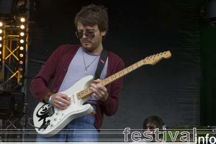 Foto Ian Parker op Highlands Festival 2009