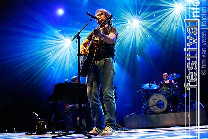 Foto Guus Meeuwis op Dauwpop 2009