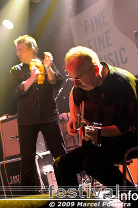 Foto The Undertones op Fine Fine Music - 27/5 - 013