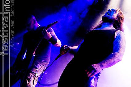Facebreaker op Neurotic Deathfest 2009 foto