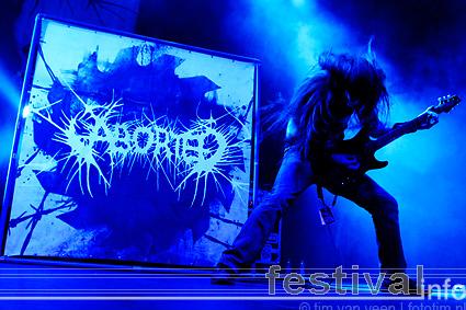 Foto Aborted op Neurotic Deathfest 2009