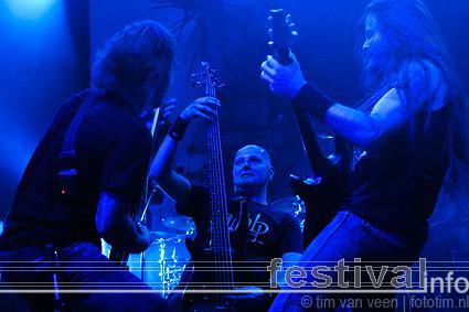 Aborted op Neurotic Deathfest 2009 foto