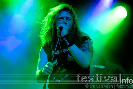 Foto Salt The Wound op Neurotic Deathfest 2009