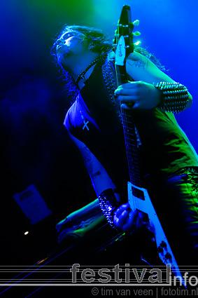 Salt The Wound op Neurotic Deathfest 2009 foto