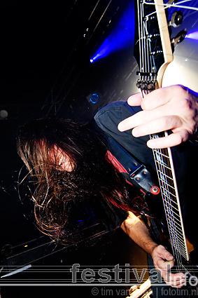 Inhume op Neurotic Deathfest 2009 foto