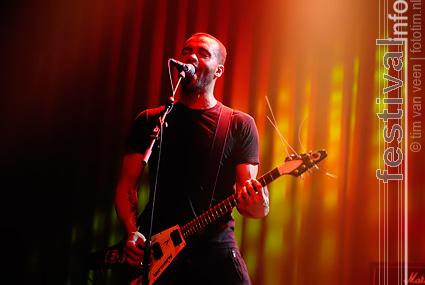 Entombed op Neurotic Deathfest 2009 foto