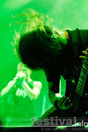 Severe Torture op Neurotic Deathfest 2009 foto