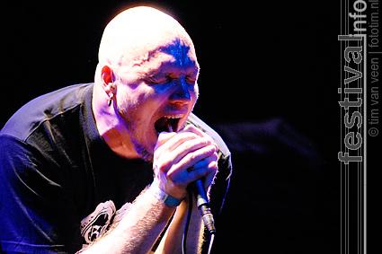 Rotten Sound op Neurotic Deathfest 2009 foto