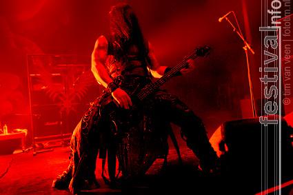 Behemoth op Neurotic Deathfest 2009 foto