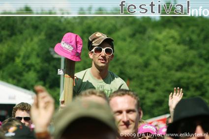 Pinkpop 2009 foto