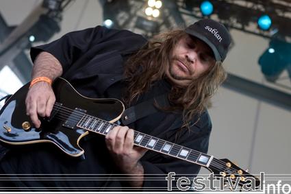 Foto Jon Oliva's Pain op Rock Hard 2009