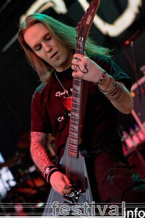 Foto Bodom After Midnight op Rock Hard 2009