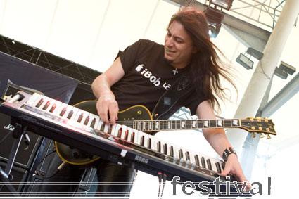 Firewind op Rock Hard 2009 foto