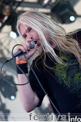 Hail Of Bullets op Rock Hard 2009 foto