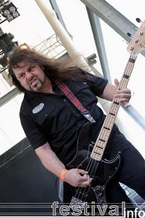 Foto Heathen op Rock Hard 2009