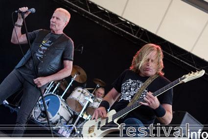 Foto UFO op Rock Hard 2009