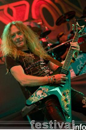 Saxon op Rock Hard 2009 foto